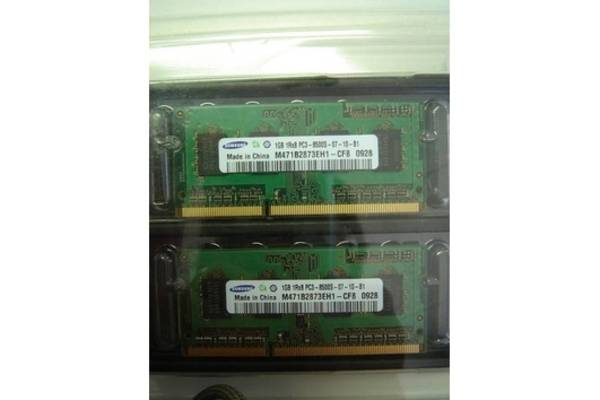 1 GB DDR3 &raquo; Notebooks, Laptops