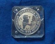 1 OZ Silbermünze