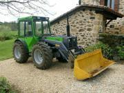 1985 Traktor Schlepper