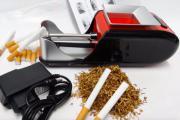 1x Elektrische Zigaretten-