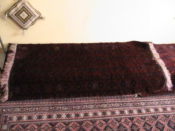 2 Afghanische Teppiche in Ludwigshafen  kaufen und