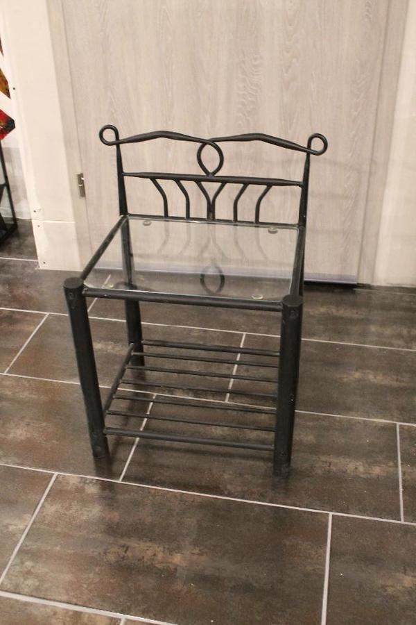 nachttisch metall kaufen gebraucht und g nstig. Black Bedroom Furniture Sets. Home Design Ideas