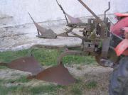 2-Scharrwendepflug