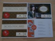 2 x Schlosscard