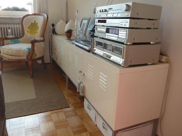 2x sideboard ikea ps wei in m nchen ikea m bel kaufen und verkaufen ber private kleinanzeigen. Black Bedroom Furniture Sets. Home Design Ideas