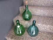 3 alte,grüne