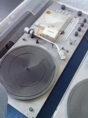 3 Braun Stereoanlagen