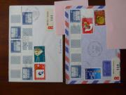 4 Briefe Schweiz
