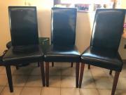4 Esszimmerstühle in
