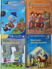 4 Lesenlernen-Bücher