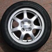 4x Reifen (Sommer)