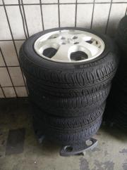 4x Sommerräder / Reifen