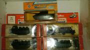 5 Roco Minitanks