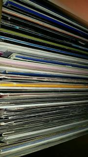 500 Vinyl Platten