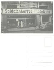 6 alte Postkarten
