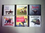 6 CD Soundtrack