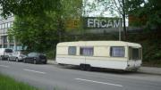 9 Meter Wohnwagen
