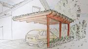 Abstellplatz, Carport oder