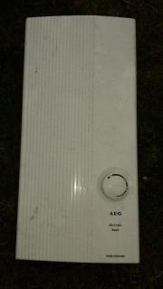 AEG Durchlauferhitzer DDLE
