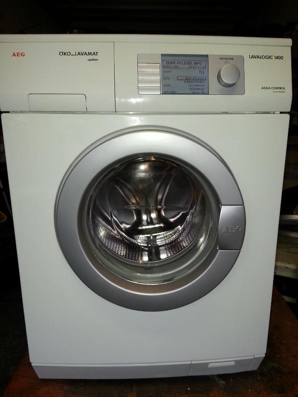 aeg lavalogic 1400 in passau waschmaschinen kaufen und verkaufen ber private kleinanzeigen. Black Bedroom Furniture Sets. Home Design Ideas