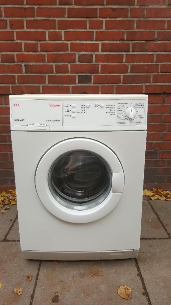 aeg lavamat waschmaschine in hamburg waschmaschinen kaufen und verkaufen ber private. Black Bedroom Furniture Sets. Home Design Ideas