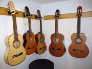 Akustische Gitarren 1/