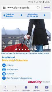 Aldi Reisen Gutschein