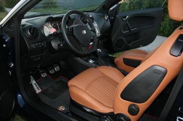 The car Alfa Romeo MiTo Leder (Maserati Edition) Sondermodell of 9940 ...