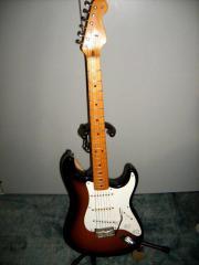 Alte E-Gitarre