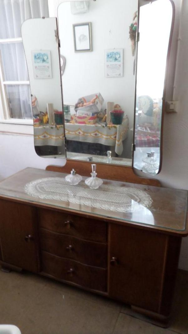 frisierkommode spiegel neu und gebraucht kaufen bei. Black Bedroom Furniture Sets. Home Design Ideas