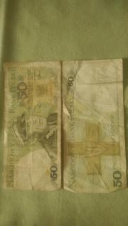 Alter 50 zloty