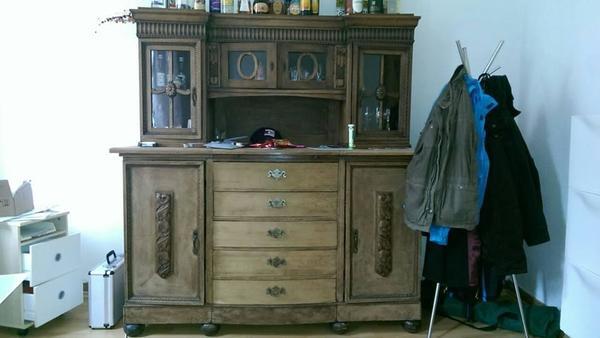 altes buffet wegen umzug zu verkaufen in obrigheim. Black Bedroom Furniture Sets. Home Design Ideas