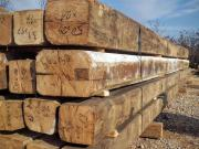 Altholz Eichenbalken und