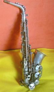 Altsaxophon B & S +
