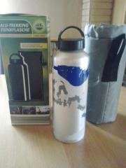 ALU -Trekking Trinkflasche