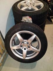Aluett Felgen + Reifen