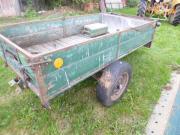Anhänger Traktor Irus
