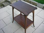 Antiker Beistell Tisch /