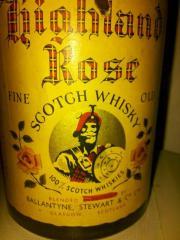 Antiker Whisky