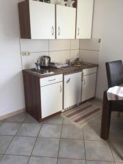Appartment mit Küche