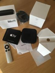 Apple TV wie