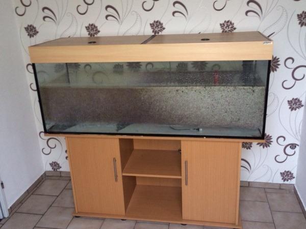 450l aquarium neu und gebraucht kaufen bei. Black Bedroom Furniture Sets. Home Design Ideas