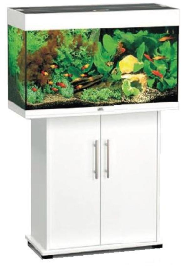 aquarium komplettset juwel 125 nagelneu und originalverpackt in petersaurach fische. Black Bedroom Furniture Sets. Home Design Ideas