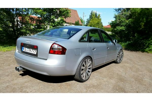 audi a6 4b 2 4 v6 tuning 19 39 dvd in kassel audi a6 a8. Black Bedroom Furniture Sets. Home Design Ideas