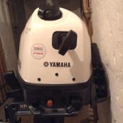 Außenbordmotor Yamaha 4