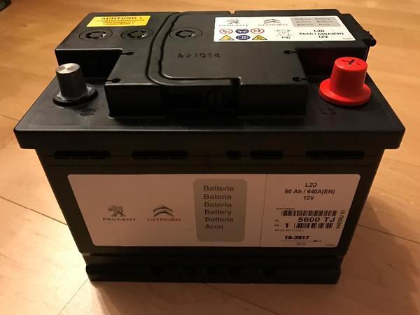 autobatterie 60ah gebraucht kaufen 3 st bis 75 g nstiger. Black Bedroom Furniture Sets. Home Design Ideas