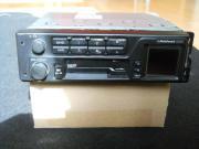 Autoradio mit Cassettenfach,