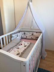 Baby-Kinder-Bett