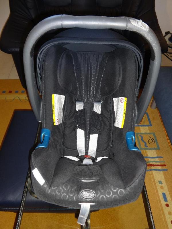 ich verkaufe hier einen britax r mer baby safe plus ii 0. Black Bedroom Furniture Sets. Home Design Ideas