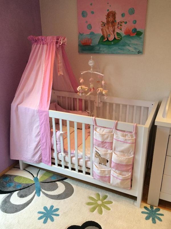 kinderbett wei es neu und gebraucht kaufen bei. Black Bedroom Furniture Sets. Home Design Ideas